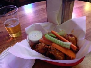 Big Dean's Spicy Wings - That are really spicy!