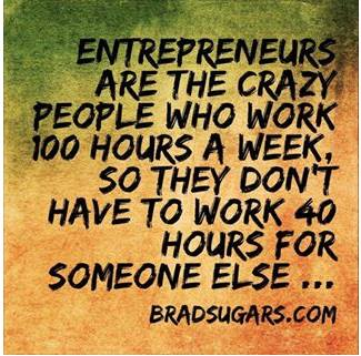 Entrepreneurship explained perfectly!