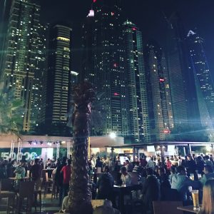 Dubai on a short stopover: Barasti