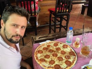 Siem Reap - Hangover Cure - Pizza
