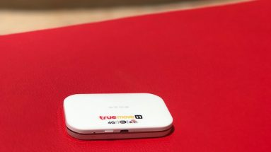 True Move Pocket Wifi In Thailand
