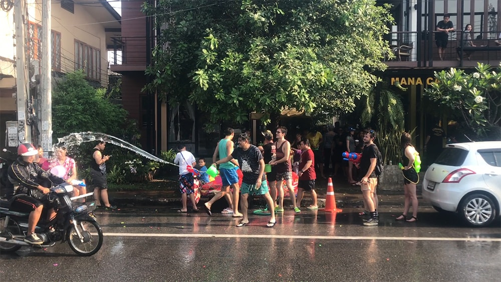 Unplanned As Always – #7 Songkran!