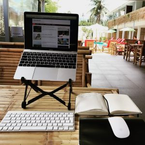 Macbook Setup in Koh Samui