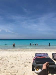 Curacao Beach and Beers