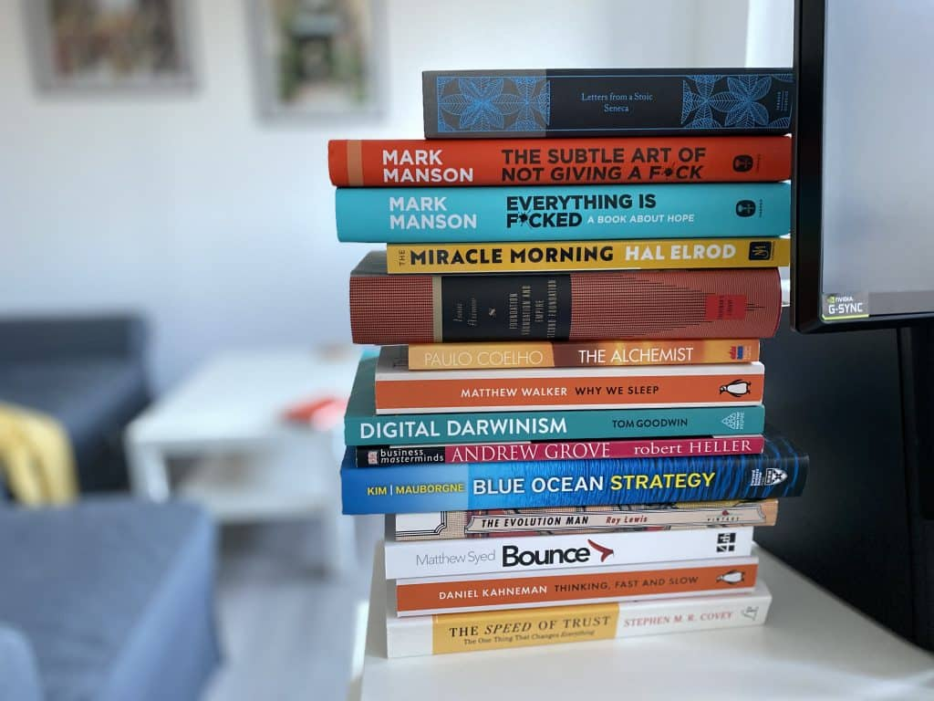 Chris Bruno - Read More - 20 Jan 2020 - To Read Pile So Far